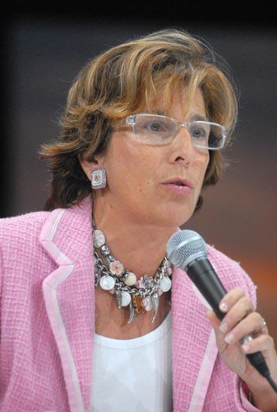 Marie Noëlle Lienemann candidat aux éléctions présidentielles de 2017